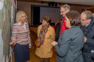 Die Meinung der Bürgerinnen und Bürger ist Gabriele Müller sehr wichtig. Im Rahmen von Bürgerbeteiligungen wie beim integrierten Mobilitätskonzept wird aktiv danach gefragt.
