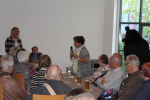 Im Anschluss entwickelte sich ein spannender Diskussion, bei der Jeder zu Wort kam.