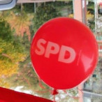 SPD-Luftballon
